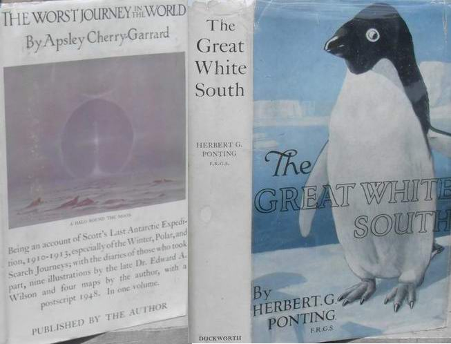 ARCTIC & ANTARCTIC books