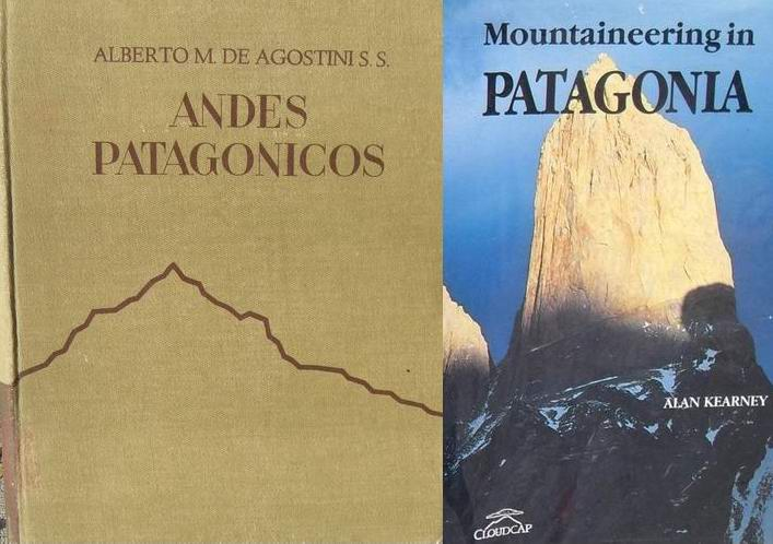 SOUTH AMERICA & PATAGONIA books